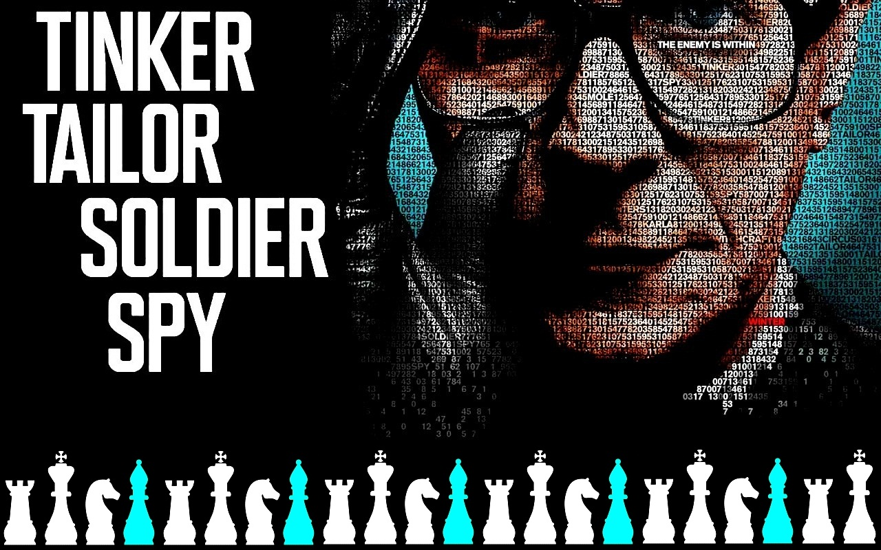 Tinker tailor soldier spy - 2 part 1