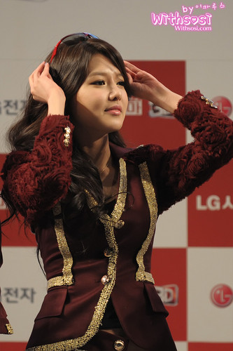 Sooyoung @ LG Cinema 3D World Festival - sooyoung Photo