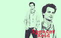 2cre8 - Spencer Reid wallpaper
