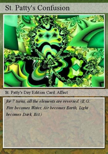St. Patty's hari Cards