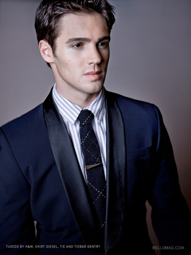 Steven R. McQueen wallpaper with a business suit, a suit, and a double breasted suit titled Steven Photoshoot