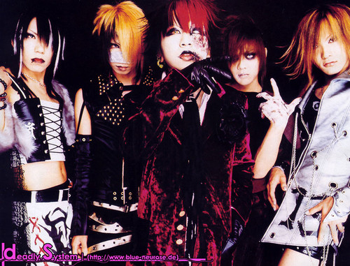 The GazettE - the-gazette Photo
