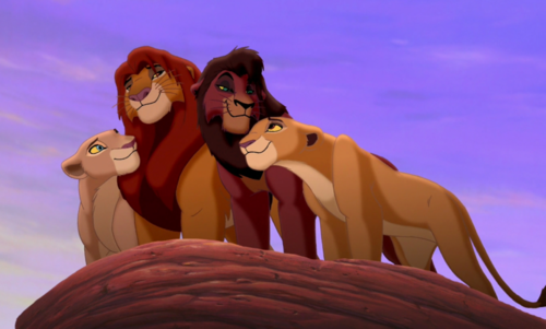 The lion king II ending