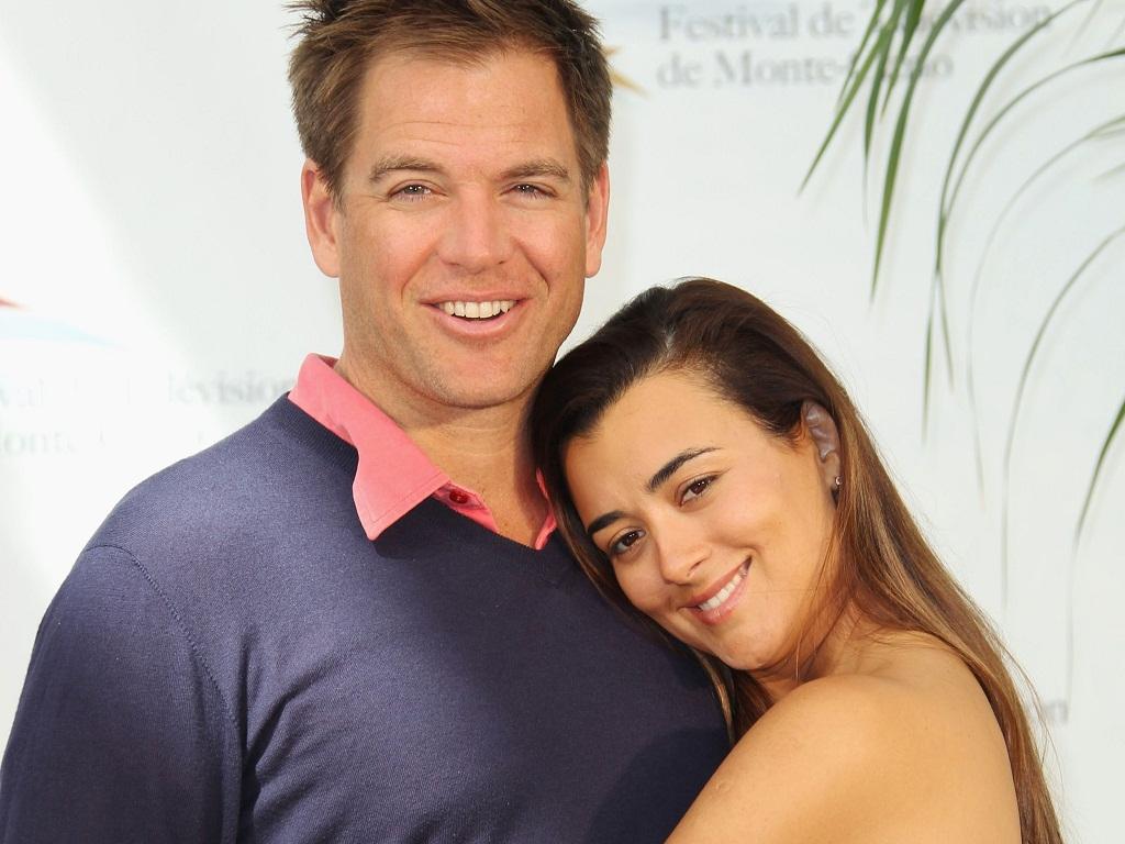 Tony and Ziva David