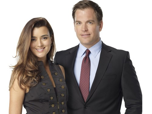 Tony and Ziva 壁紙