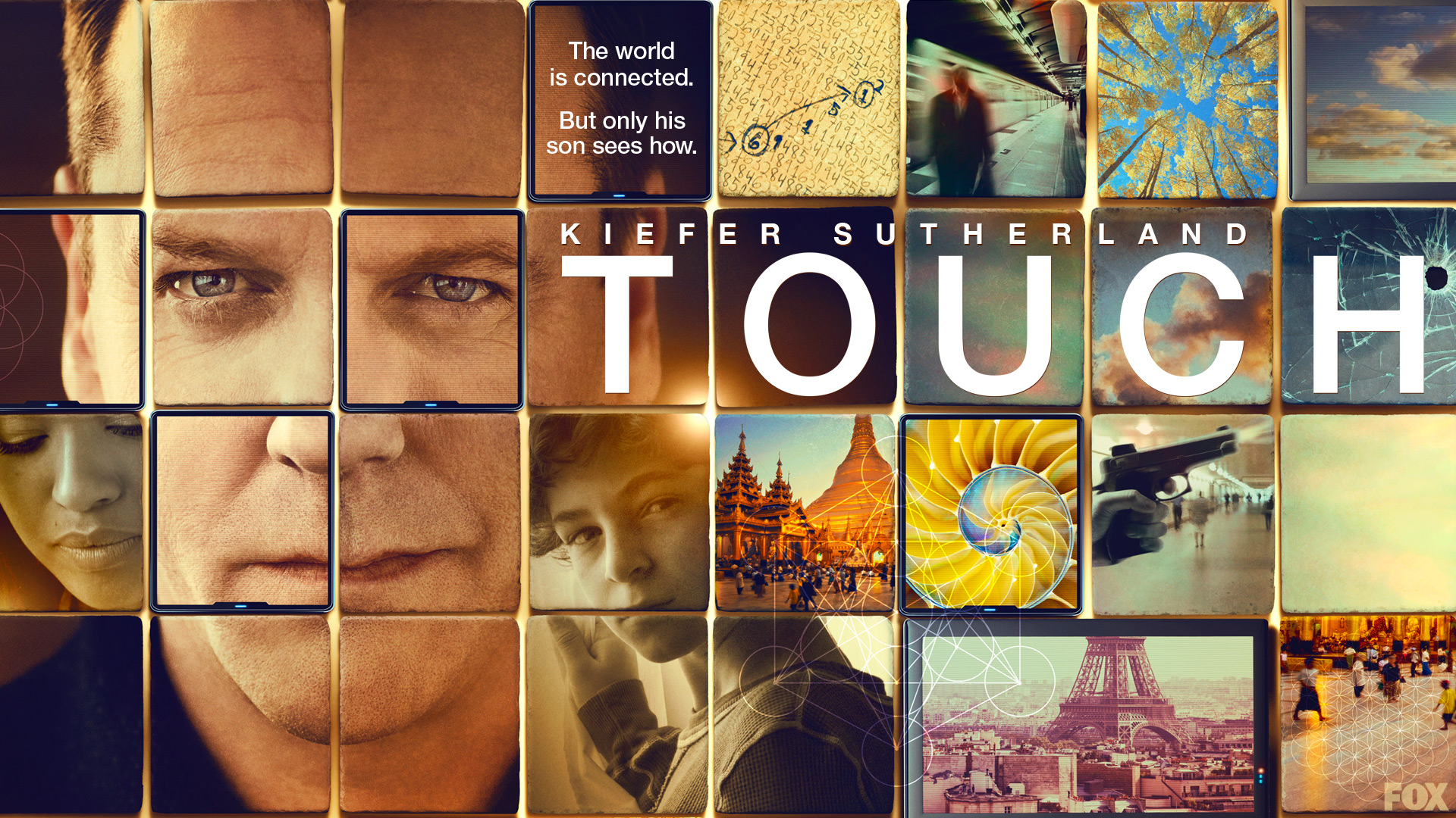 David Mazouz Touch Touch - Touch (TV seri...