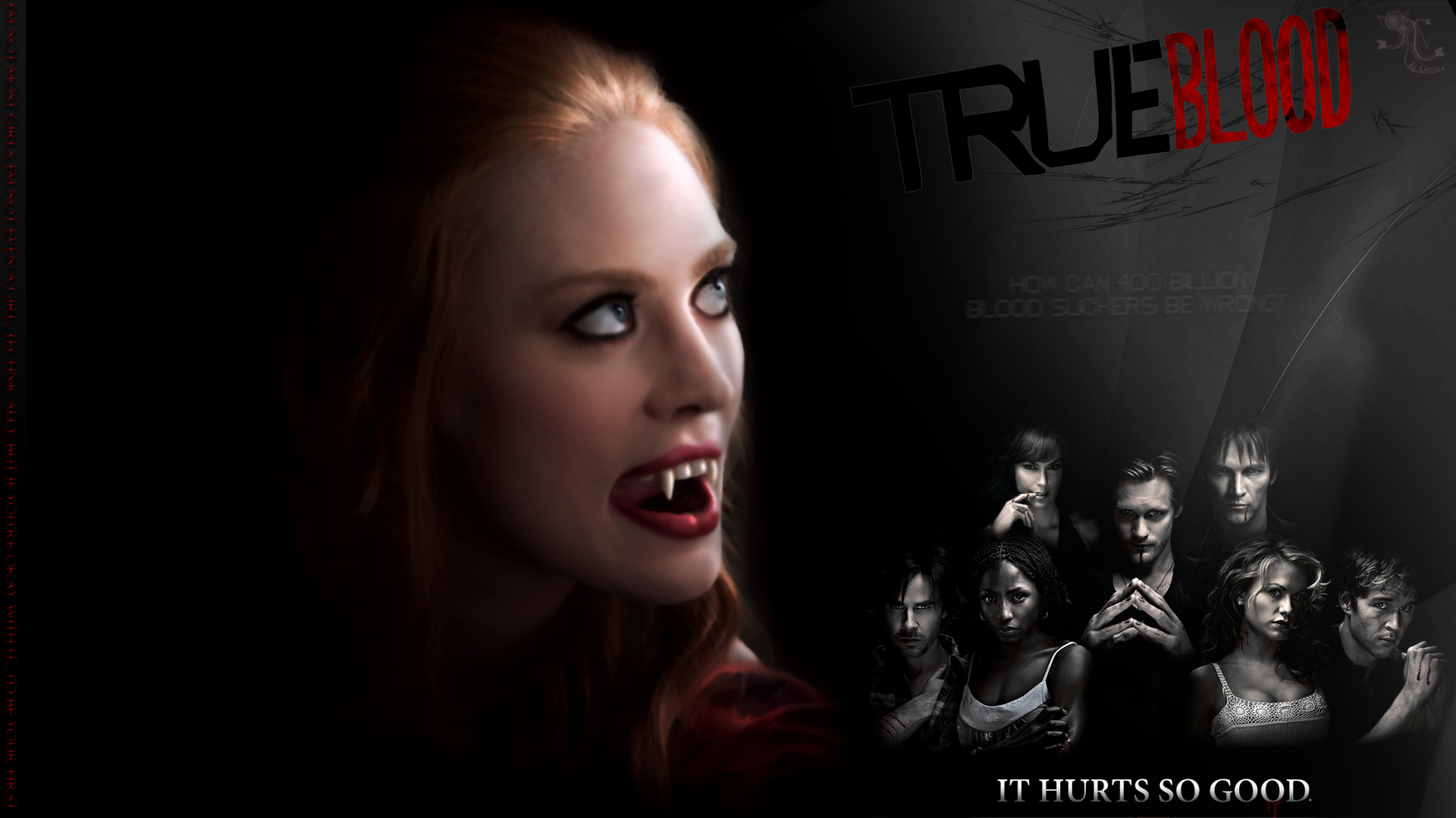 True Blood Images Wallpaper HD And Background Photos