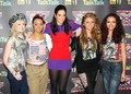Tulisa with Little Mix - tulisa-contostavlos photo
