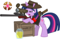 Twilight is a sniper