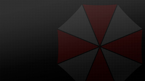 Resident Evil fond d'écran entitled Umbrella Corporation