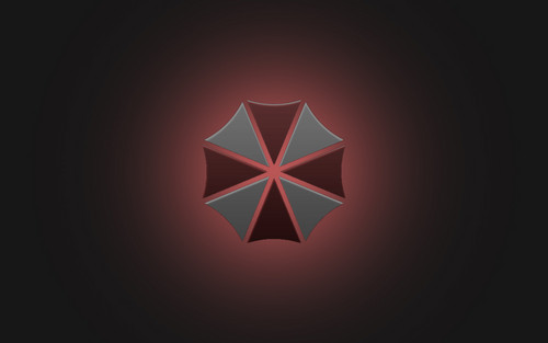 Resident Evil fond d'écran titled Umbrella Corporation