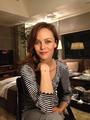 Vanessa Paradis advertises bracelet from James Birkin, released in support of victims in Japan