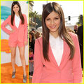 Victoria Justice At Kids Choice Award 2012