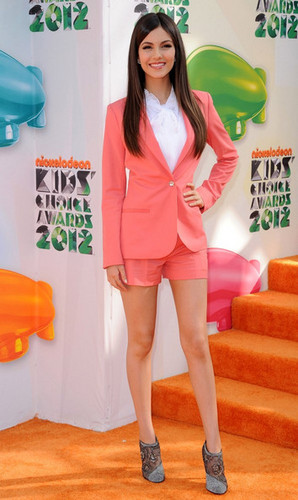 Victoria Justice at the 2012 KCAs - victoria-justice Photo
