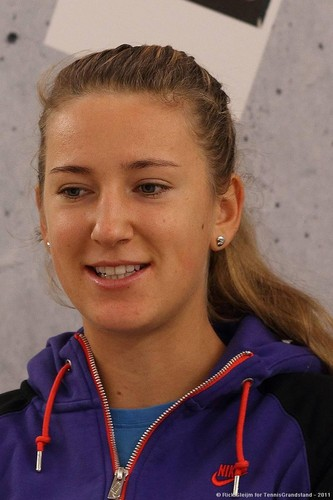 Victoria Azarenka is Blissfully Content