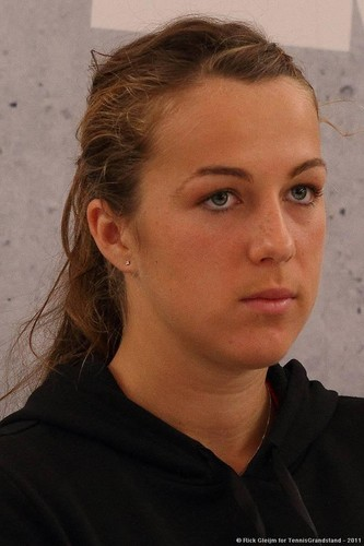 Anastasia Pavlyuchenkova is Highly Focused