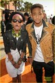 Will, Jada, Jaden, &amp; Willow Smith - Kids' Choice Awards 2012 - willow-smith photo