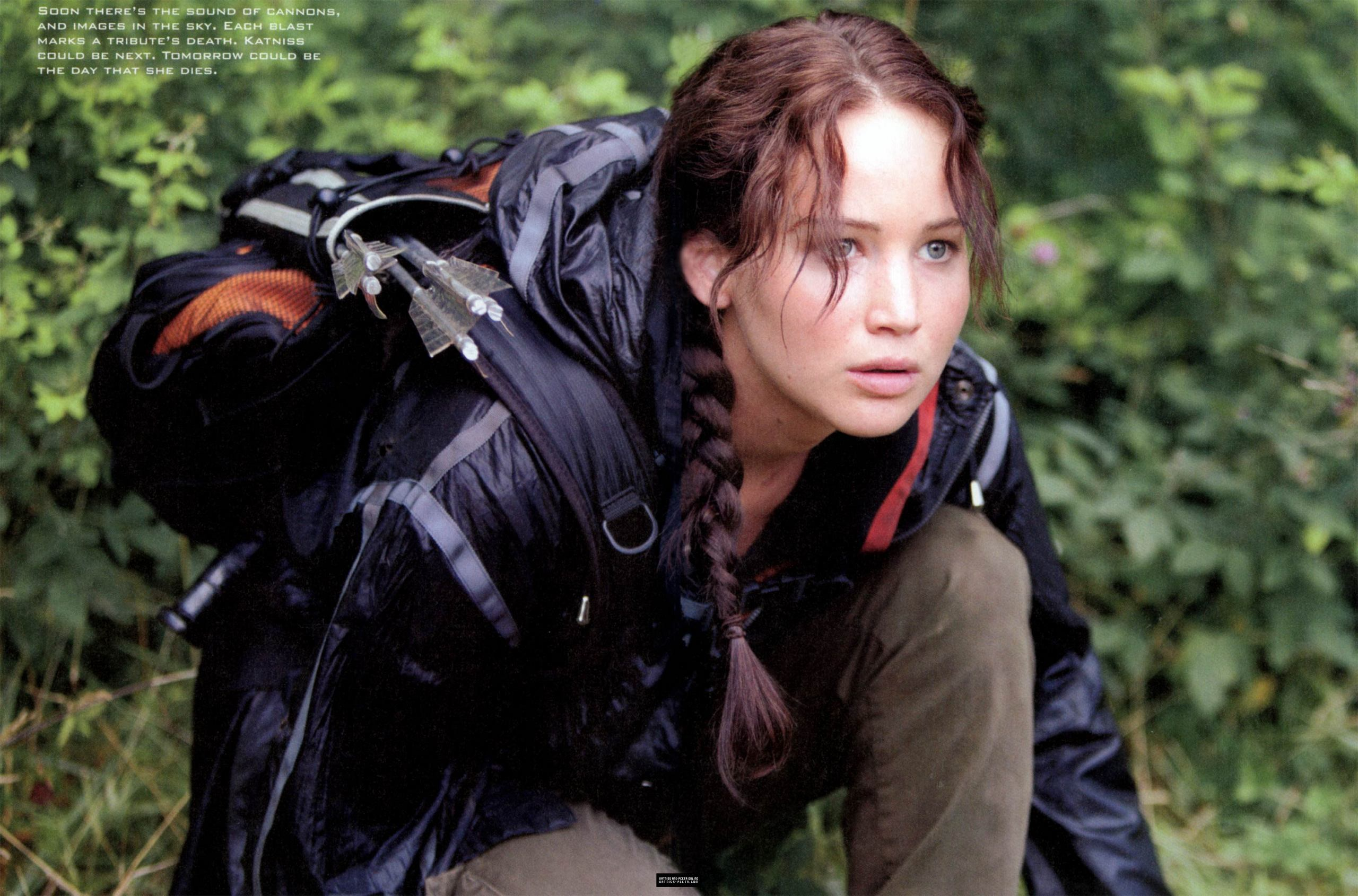 Incredible Jennifer Lawrence Hunger Games Katniss 2560 x 1690 · 501 kB · jpeg