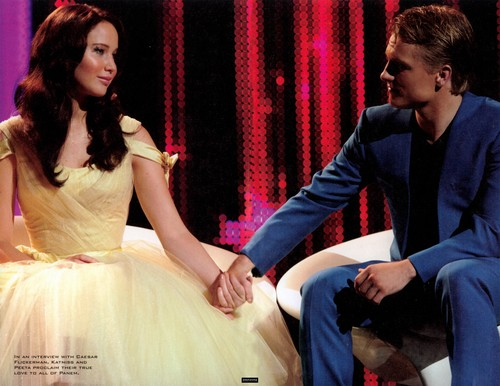 World Of Hunger Games  - peeta-mellark Photo