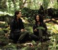World Of Hunger Games - peeta-mellark-and-katniss-everdeen photo
