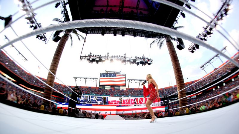 Wrestlemania 28 Digitals 4/1/12