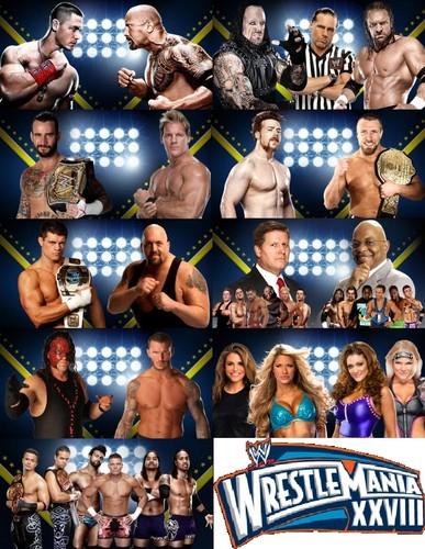 Wrestlemania 28