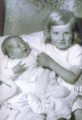 Young Princess Diana and her brother - princess-diana-tribute-page photo