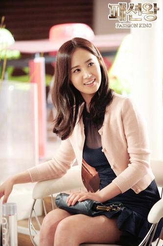 Yuri @ SBS Fashion King