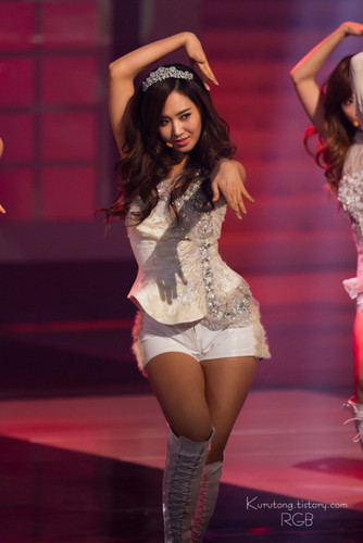 Yuri in performance
