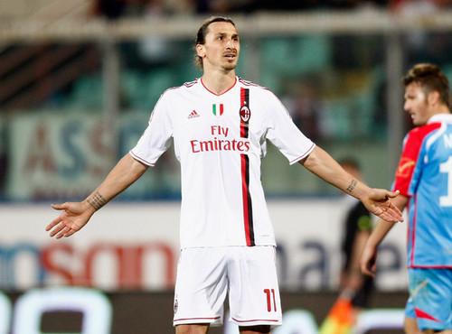 Z. Ibrahimovic (Catania - AC Milan)