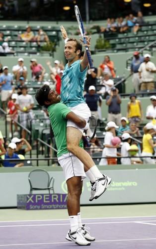 best tennis couple 2012...