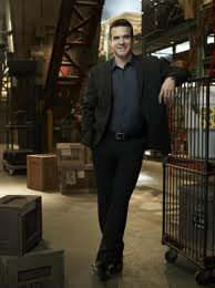 eddie on warehouse 13