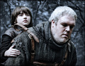 Bran & Hodor - game-of-thrones photo
