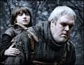 Bran & Hodor - game-of-thrones photo