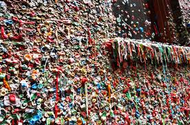 gum wall!?!?