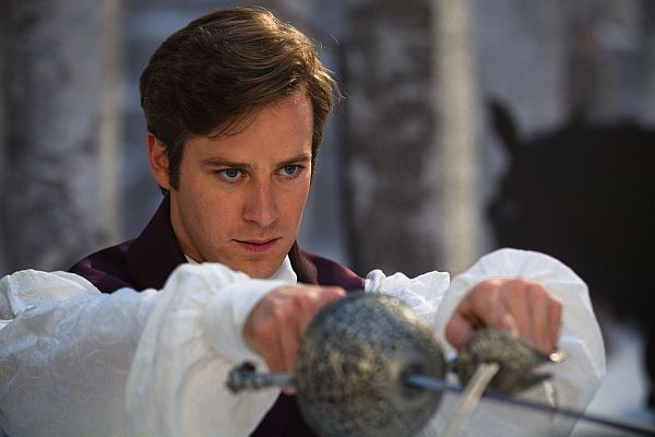 "Armie Hammer images his new film ""Mirror Mirror wallpaper ..."