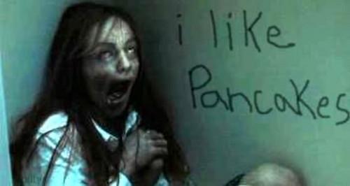 i like पेनकेक्स
