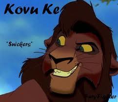 kovu is cewl