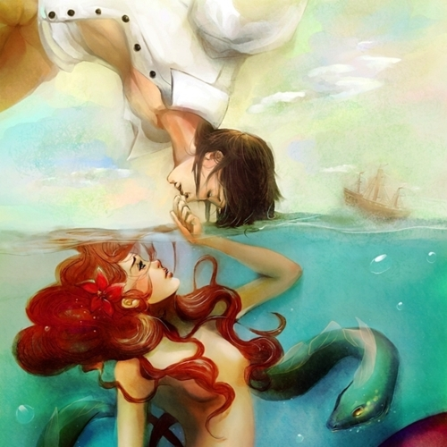 mermaid - the-little-mermaid Photo