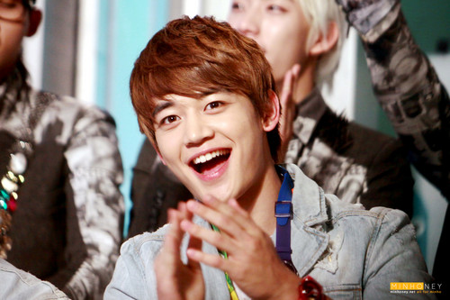 magicalfairy wallpaper entitled minho ^^