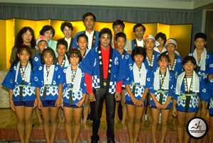 mj vistin Japon bad era