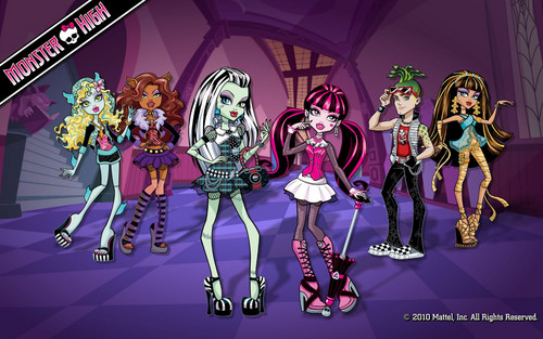 monster high - monster-high Screencap