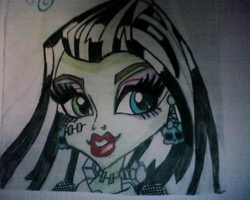 my frankie drawing