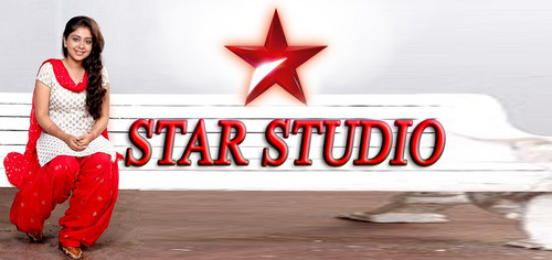 Google wallpaper probably containing a sign called star studio obra sonebhadra