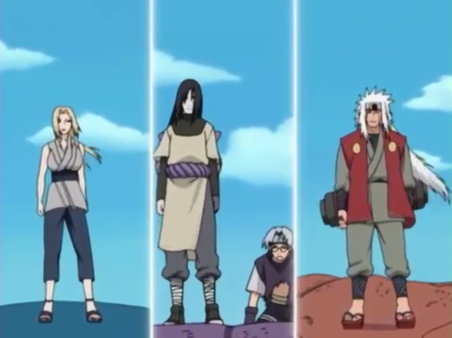 the sanin