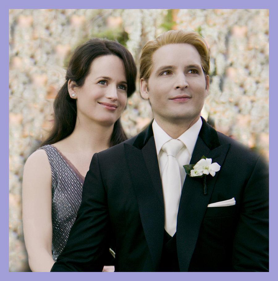 Cullen romance wedding