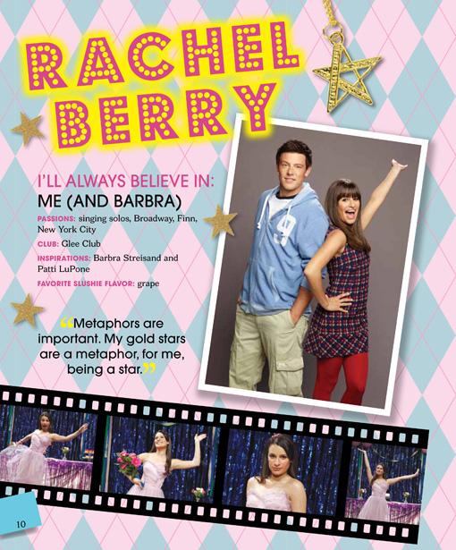 Glee 'glee' official william mckinley high school yearbook
