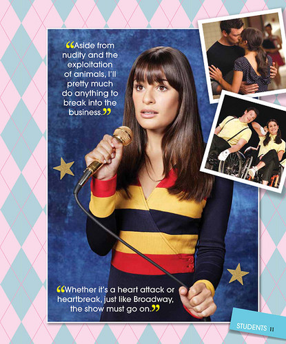 'Glee' Official William McKinley High School Yearbook