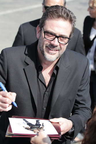 Jeffrey Dean morgan wallpaper containing a business suit and a suit titled •♥• JDM •♥•