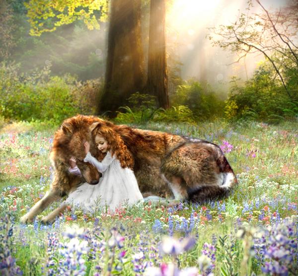 Twilight couples ♥ jacob &; renesmee♥